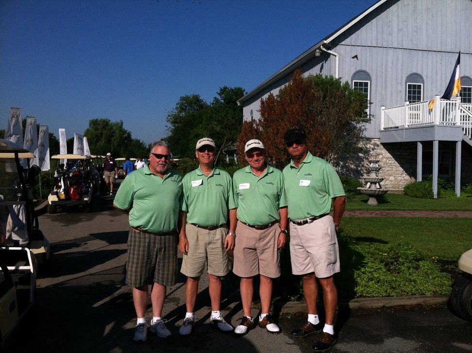 The US Franchise Brokers Golf Team