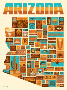 Cities served Arizona
