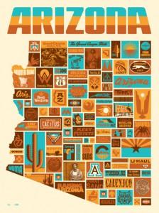Cities served Arizona