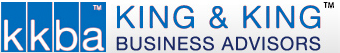 King & King Business Advisors logo