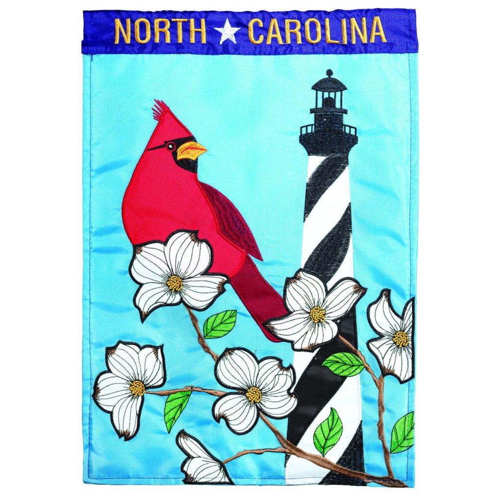 North Carolina Landscaping Flag