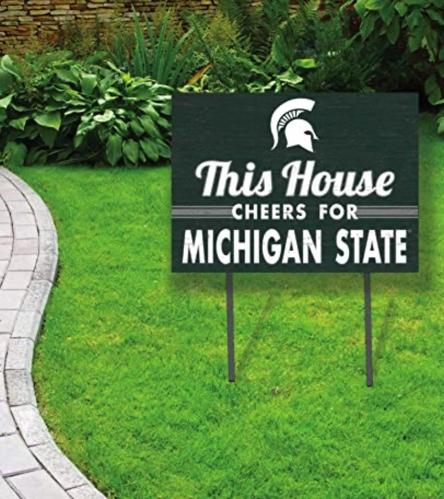 Michigan Landscaping Business Yard Sign