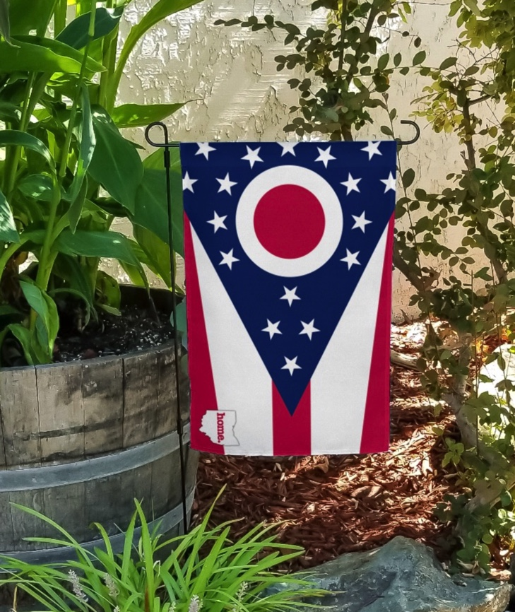 Ohio Landscaping business flag